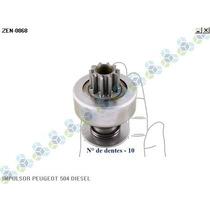 Impulsor Bendix Motor Partida Peugeot 504 505 Diesel - Zen