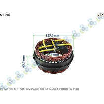 Estator Para Alternador Palio Weekend 1.6 16v 97/04 - Arielo