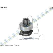 Impulsor Bendix Motor Partida Gol Ap 1.6 Mi 1.8 Mi - Zen