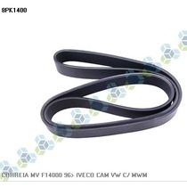 Correia Poly V Ford F250 Cumimins 6ctaa 8.3l 95/..-contitech
