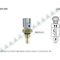 Sensor De Temperatura Escort 1.8 16v Zetec 98/... - Mte