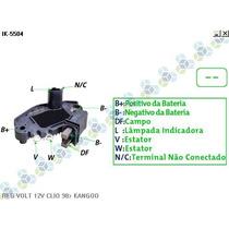 Regulador De Voltagem 14v Renault Clio Ii - Ikro