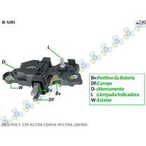 Regulador De Voltagem 14v Palio Weekend 1.6 98/... - Ikro