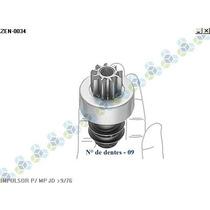 Impulsor Bendix Motor Partida Pá-carregadeira W20 - Zen