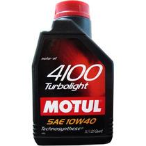 Oleo Motul 4100 Turbolight 10w40 Semi Sintetico
