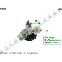 Regulador De Voltagem 14v Escort Glx 1.8 - Ikro