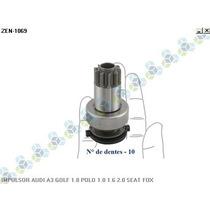 Impulsor Bendix Motor Partida Polo 1.0 16v - Zen