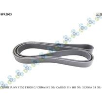 Correia Poly V Ford Caminhões F250 3.9l 98/...- Contitech