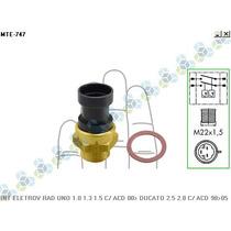 Termo Interruptor Radiador Fiat Ducato 1.9 2.5 94/... - Mte