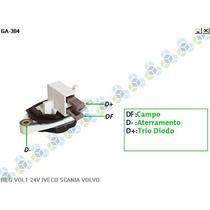 Regulador De Voltagem Volvo B12 Nl10 28v 80a - Gauss