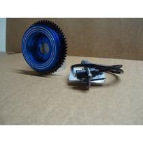 Kit Polia Com Roda Fonica P/ Chevette