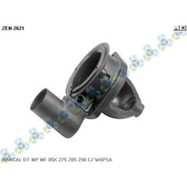 Mancal Do Motor De Partida Dianteiro Trator Mf275 - Zen