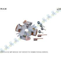 Porta Escova Para Motor De Partida Agrale Caminhão - Krug