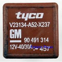 Rele De Modulo Aa 90491314 Para Gm Vectra Astra Corsa Celta