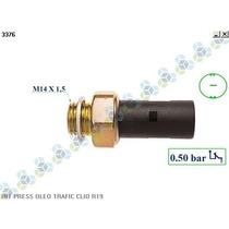 Interruptor De Pressão Do Óleo Renault Clio - 3rho