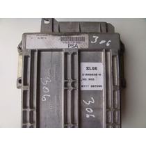 Modulo De Injeção Peugeot 306 Sagem Sl96-9632537880