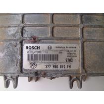 Modulo De Injeção Gol 1.0 Mi Bosch 0261206118 377906021fh