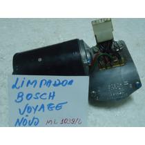 Vw- Motor Do Limpador Para-brisas Gol E Voyage Bosch Okm.