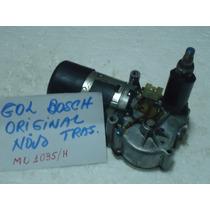 Vw -motor Do Limpador Para Brisas Gol Bosch Original Okm.
