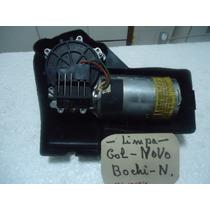Vw Motor Do Limpador Parabrisas Gol Bosch Produto Novo.