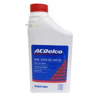 Óleo Motor Acdelco Mineral 20w50 Api Sj 93291384