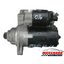 Motor De Arranque Polo / Fox 1.0/16 16v / Audi A3 1.6