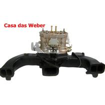 Opala 6cc Speed 40 Idf Mod Weber + Niquel+ Col. Admis.álcool