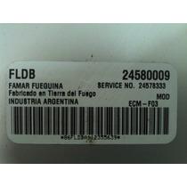 Modulo Injeção Celta Corsa 1.0 8v 24580009 Fldb F9