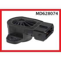 Sensor Posição Borboleta Tps Outlander Pajero Tr4 Md628074