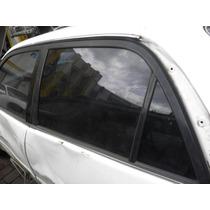 Vidro Da Porta Traseira Esquerda Corolla 2000