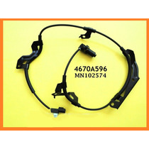 Sensor Abs Dianteiro Lado Direito Todas L200 4670a596