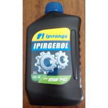 Ipiranga Ipirgerol 85w 140 Óleo Para Diferencial Troller