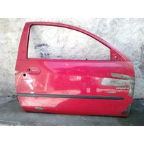 Porta Ford Ka 97 98 99 00 01 02 03 04 05 06 07 Lado Direito.