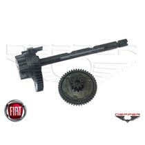 Kit Engrenagem Corpo De Borboleta / Tbi Palio Bravo 1.6 1.8