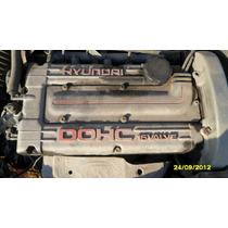 Motor Do Hyundai Elantra 93/95 Gl 2.0 16 V Parcial Na Troca