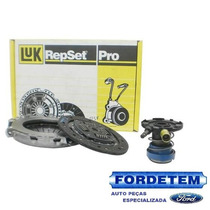 Kit De Embreagem Atuador Ford F1000 2.5 Diesel Maxion Luk