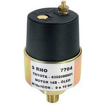 Sensor Pressão Óleo Toyota: Motor 14 B.