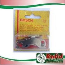 Platinado Bosch Fusca 1200 Karmann Ghia Corcel 1 Variant Tl