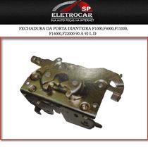Fechadura Da Porta Dianteira F1000,f4000,f11000,f14000,f2200