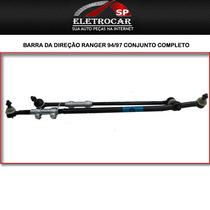 Barra Da Direção Da Ranger 94 A 97 Conjunto Completo