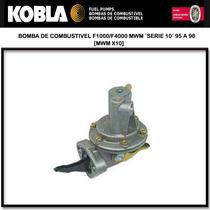 Bomba De Combustivel F1000/f4000 Mwm Serie 10 95 A 98 [mwm X