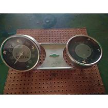 Velocímetro+marcador Combustível +acab. Painel C10, Veraneio