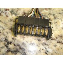 Chicote Plug Conector X9 Painel Digital Kadett / Monza