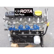 Motor Parcial Completo Fiat Stilo 1.8 8v Flex 114cv Nota F.
