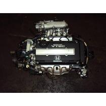 Motor Honda Civic Vti 1.6/16v 92 A 98 A Base De Troca..