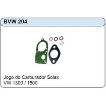 Jg Junta Do Carburador Solex P/ Vw - 1300 / 1.500 Fusca
