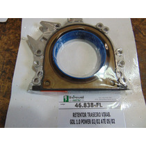 Retentor Volante Flange Traseira Vw Gol 1.0 Power