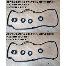 Junta Tampa Valvula Mitsubishi Pajero Io Tr4 Lancer Colt