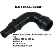 Mangueira Conexão Respiro Audi A3 Golf New Bettle 06a103213f