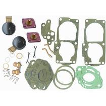 Kit Carburador Completo Fusca,brasilia 1300 A Alcool,79a83